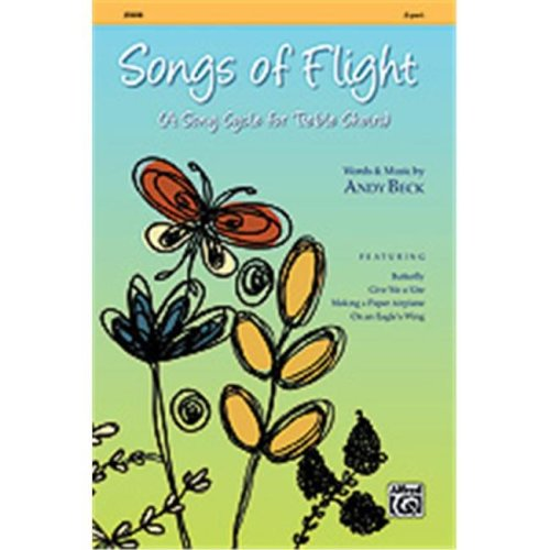 Alfred 00-35700 SONGS OF FLIGHT-STRX CD