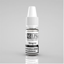 3 x Nicotine Shot for Shortfill's 10ml bottle 18mg NS 1.8% 50ml = 3mg
