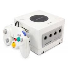 Nintendo GameCube Pearl White Limited Edition Console - Used