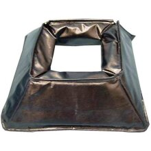 Gared Sports BP8SQ 8 in. Square Poles Base Pole Pad