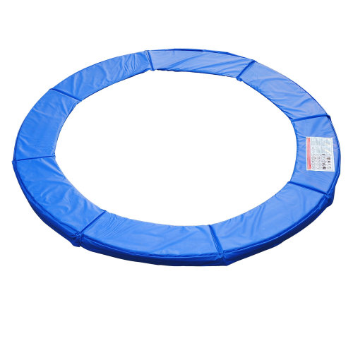 HOMCOM Trampoline Pad Pads Replacement Safety Surround Pads Padding - 8ft Blue