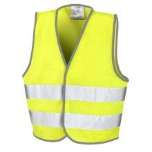 Boys Girls Kids High Hi Viz Visability Safety Vest