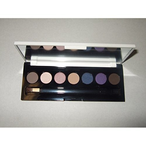 Estee Lauder Pure color deluxe 7 color Eyeshadow WILD TRUFFLE designed by Lisa Perry