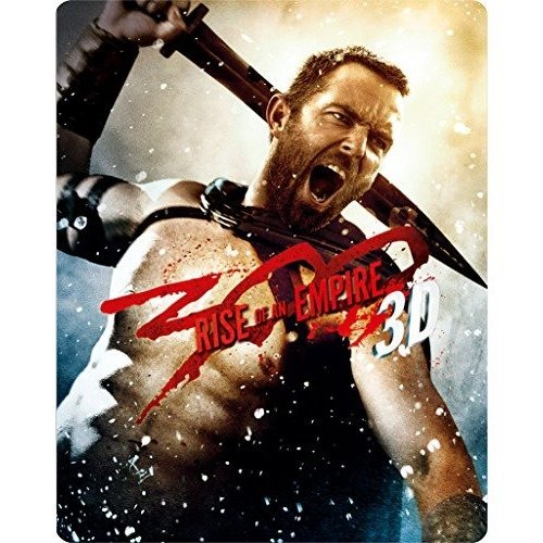 300 - Rise Of An Empire 3D+2D Steelbook Blu-Ray [2014]