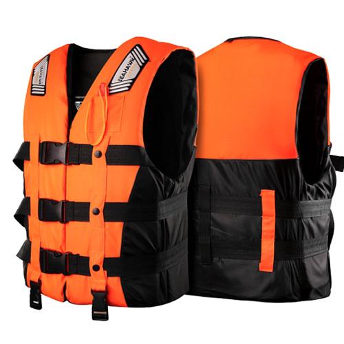 (L) Watersport Life Jacket Lifesaving Vest丨Orange