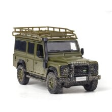 1:32 Land Rover Defender Alloy Car Model Toy Cars