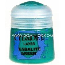 Citadel Layer: Kabalite Green