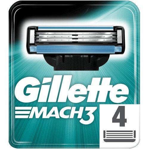 Gillette Mach3 Razor Plus