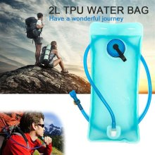 2L Water Bag Bicycle Camel EVA Large Water Bladder Pouch
