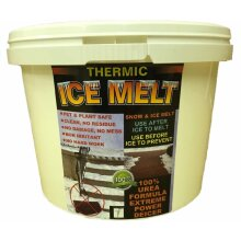 THERMIC SNOW and ICE MELT- Child & Pet Safe Deicer