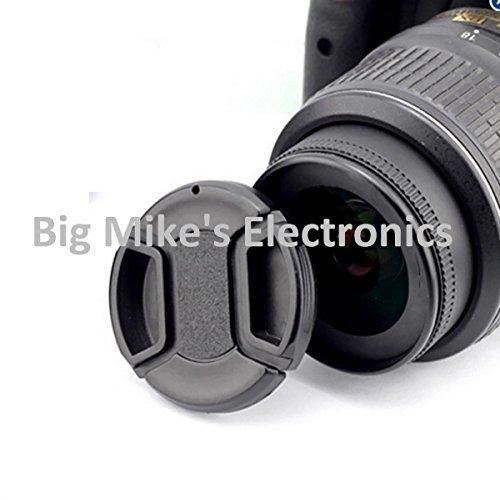 Nikon LC-N40.5 Black Front Lens Cap NKD3608