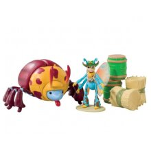 Tree Fu Tom Ariela and Teabiscuit Rodeo Playset