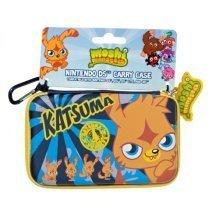 Moshi Monsters Console Carry Case Katsuma Nintendo 3DS/DSi/DS Lite