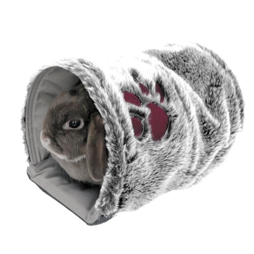 Rosewood Reversible Snuggle Tunnel | Small Animal Sleeping Tunnel