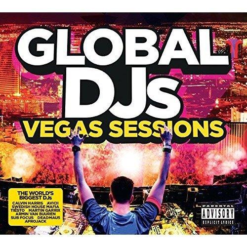 Global Djs - the Las Vegas Sessions [CD]