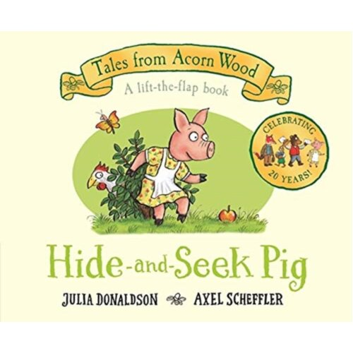 Hide-and-Seek Pig by Donaldson & Julia