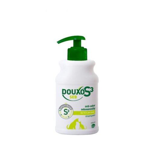 Douxo S3 Seb Anti-dandruff Dog and Cat Shampoo, 200ml