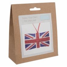 Felt Decoration Kit: Union Jack