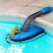 FrogLog Critter Animal Saving Escape Ramp Frog Log Swimline Swimming Pool Rescue