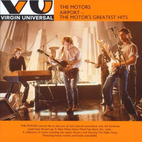 Motors - Airport - the Motors Greatest Hits [CD]