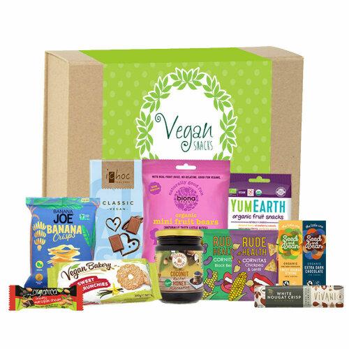Vegan Gluten Free Christmas Gift Hamper Presents Movie Treats Sets
