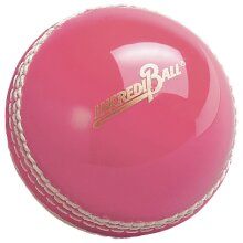 Incrediball Hi-Vis Junior Training Practice Stitched Seam Coaching Cricket Ball (UK2020)