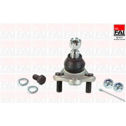 Front FAI Replacement Ball Joint SS6312 for Toyota Rav-4 2.2 Litre Diesel (01/13-08/16)