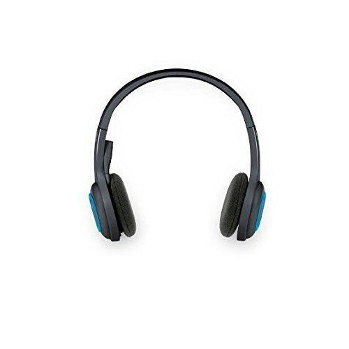 Logitech H600 Fold and go 2.4 GHz Wireless Headset for PC and Mac