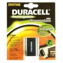 Duracell Camcorder Battery 7.4v 1640mAh Lithium-Ion (Li-Ion) 1640mAh 7.4V rechargeable battery