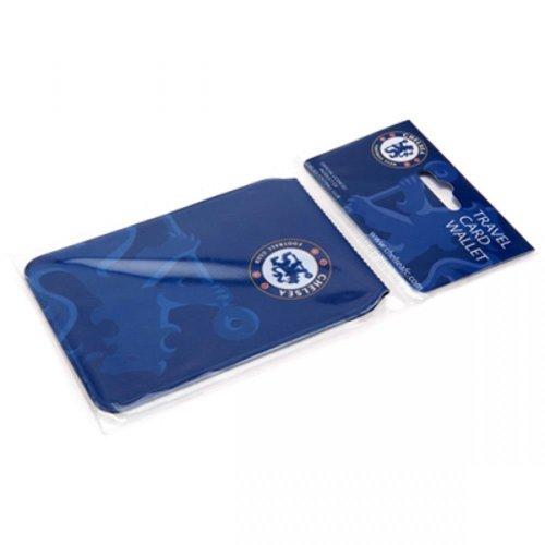 Chelsea Travel Card Wallet - Season Ticket Holder