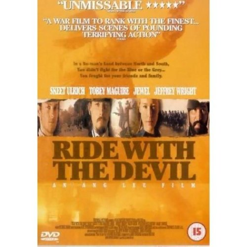 Ride With The Devil DVD [2000]
