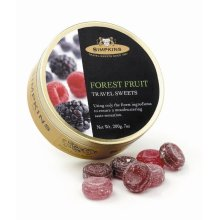Simpkins Travel Sweets Forest Fruit Drops 200g