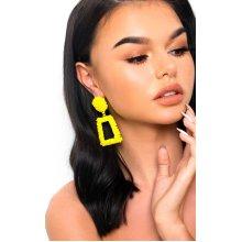IKRUSH Womens Lucy Statement Drop Earrings