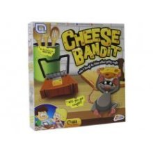 RMS Cheese Bandit Family Board Game