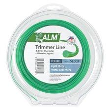 ALM Manufacturing SL007 Light-Duty Petrol Trimmer Line 2.0mm x 126m