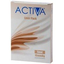 Activa Stocking Liner Small Sand 10mmHg x 3