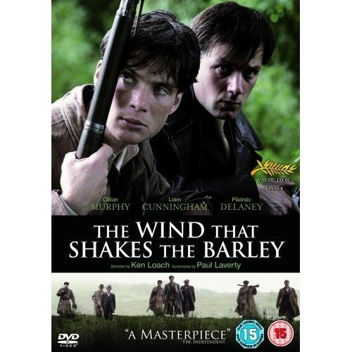The WInd That Shakes The Barley DVD [2007]