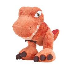 "Jurassic World Chunky Orange T-Rex 10"" Plush Toy"