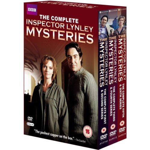 The Inspector Lynley Mysteries Series 1 to 6 Complete Collection DVD [2014]