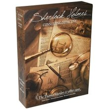Space Cowboys Sherlock Holmes Consulting Detective The Thames Murders and Other Cases Game