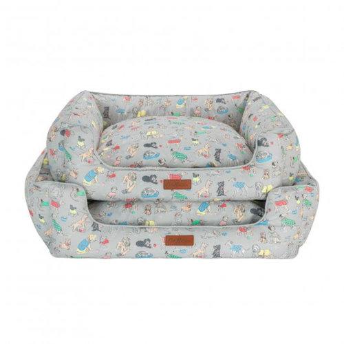 Cath Kidston Novelty Dog Sofa Bed Large / X Large 90cm x 80cm
