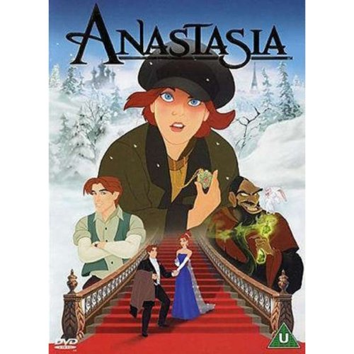 Anastasia DVD [2004]
