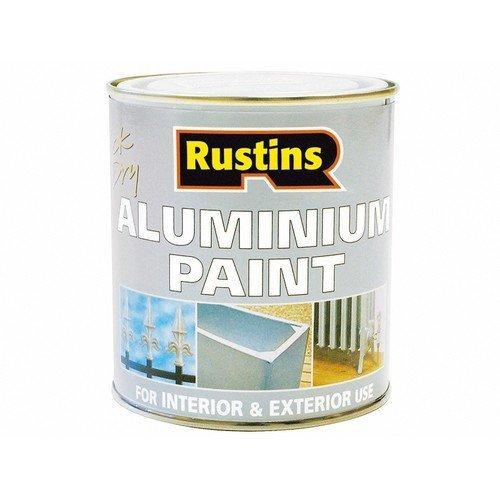 Rustins ALPTW250 Aluminium Paint 250ml