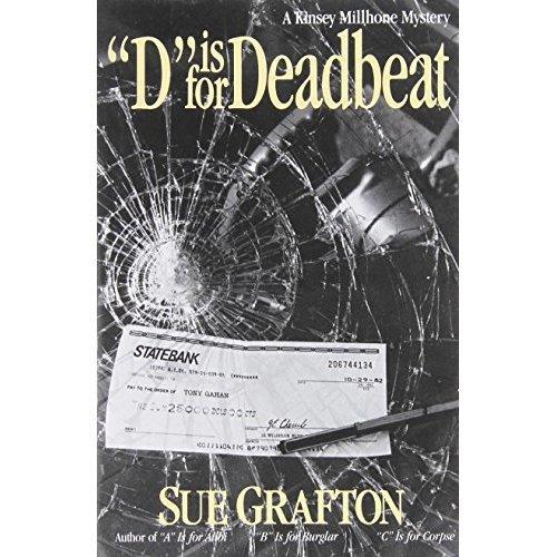 """""""d"""" Is for Deadbeat: A Kinsey Millhone Mystery (Kinsey Millhone Mysteries (Hardcover))"""