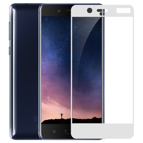 Full Cover 3D Tempered Glass Screen Protector for Nokia 7