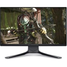 Alienware AW2521HF 25 Inch Gaming Monitor (Dark Side of the Moon) (1ms GtG Response Time, FHD IPS LED Backlit 1920 x 1080 at 240 Hz, Adaptive Sync,