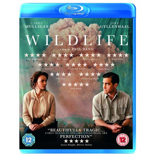 Wildlife Blu-Ray [2019]