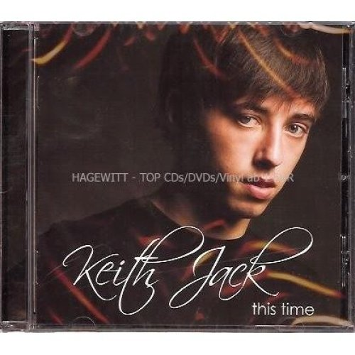Keith Jack - This Time [CD]