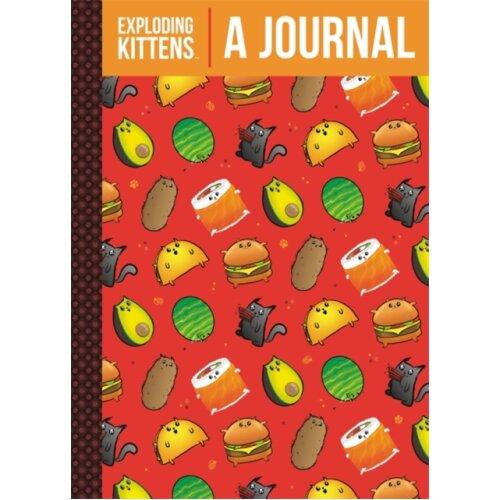 Exploding Kittens A Journal by LLC & Exploding Kittens