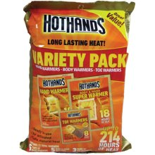 Hot Hands 371827 Variety Pack - Pack of 12